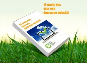 Duurzame website 15 tips