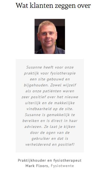 Duurzame website